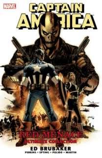 captain america red menace ed brubaker paperback $ 19 24