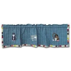 Kitty Cats, Curtain Valance 16X 54