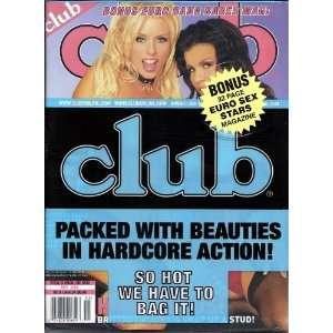 CLUB MAY 2005: CLUB MAGAZINE: Books