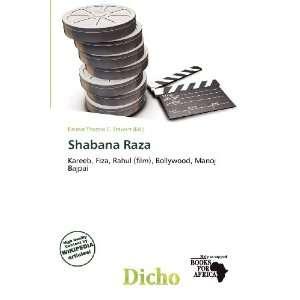Shabana Raza (9786200703217): Delmar Thomas C. Stawart