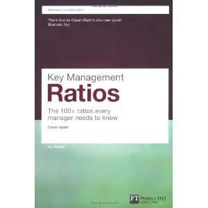 Key Management Ratios (4th Edition) (Financial Times