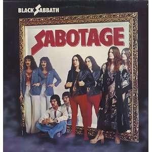Sabotage Black Sabbath Music