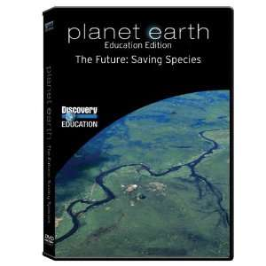 Planet Earth The Future: Saving Species DVD
