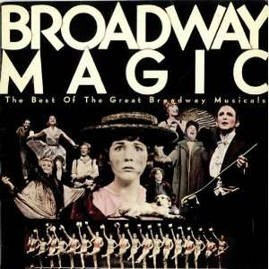 Broadway Magic Original Cast Recording Music
