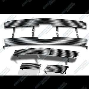 2003 2005 Chevy Silverado 1500 SS Billet Grille Grill Combo Insert