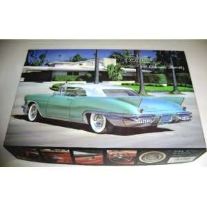 Eldorado Biarritz Convertible Top Up (Plastic Model: Toys & Games