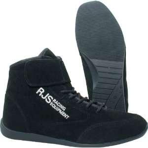 : RJS Racing 20209 13 Black Size 13 Low Cut Driving Shoes: Automotive