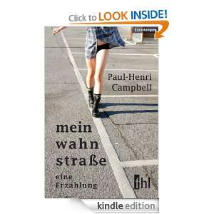 (German Edition): Paul Henri Campbell:  Kindle Store