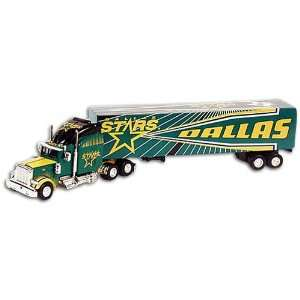 com Stars Upper Deck NHL Peterbilt Tractor Trailer Sports & Outdoors