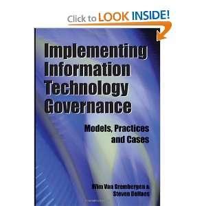 Implementing Information Technology Governance Models