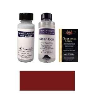 2 Oz. Medium Berry Metallic Paint Bottle Kit for 1996 Ford