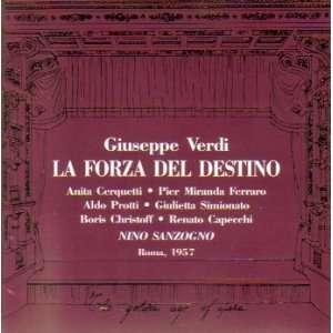 Canata Arie da Agnese di Hohenstaufen, I Vespri Siciliani, Aida