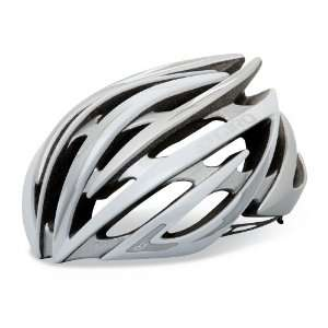 GIRO 2012 AEON Cycling Road Bike Helmet White/Silver Small