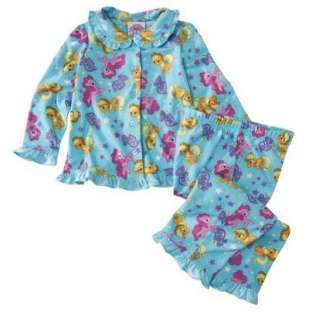 My Little Pony Pajamas pjs Shirt Pants Size 2T 3T 4T