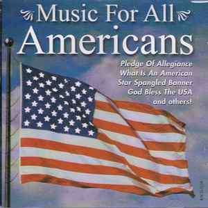 AMERICANS lee greenwood RED SOVINE minnie pearl STAR SPANGLED BANER cd