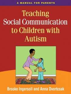 BARNES & NOBLE  Teaching Social Communication to Children with Autism