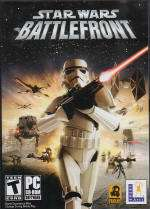 Star Wars BATTLEFRONT Battle Front Lucas Arts PC NEW 023272324186
