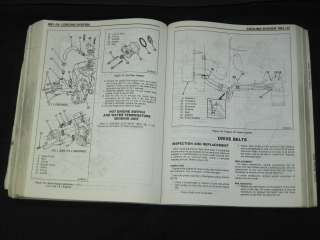 1987 GMC Medium Duty Truck Shop Manual