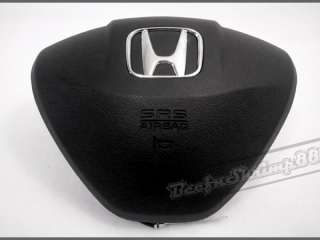 OEM Honda Civic Sedan Driver Wheel Airbag + Passenger Airbag 06 07 08