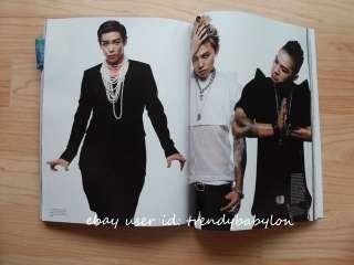 Dazed & Confused Korea July 2011 KPOP BigBang Big Bang T.O.P