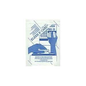 Card Reader Cleaners Kleen RCard for magnetic ATM/POS