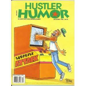 Humor October 1995 (Hustler Humor, Vol. 18): Larry Flynt: Books