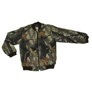 Youth Realtree Hardwoods Camo Insulated Jacket:  Sports