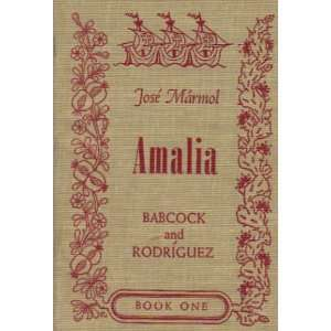 Book One Jose Marmol, James C. Babcock, Mario B. Rodriguez Books