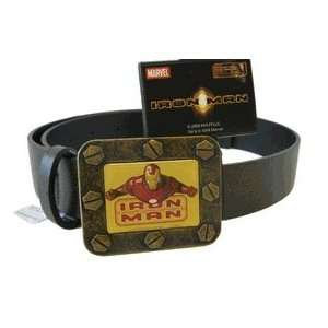 Marvel Hero Iron Man Belt   Boy Size Belt (size Medium