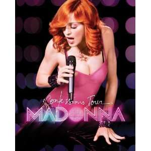 Madonna The Confessions Tour Live from London Movie