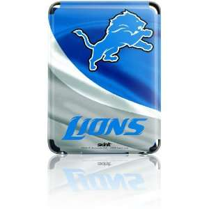Skinit Protective Skin for iPod Nano 3G (NFL Detroit Lyons