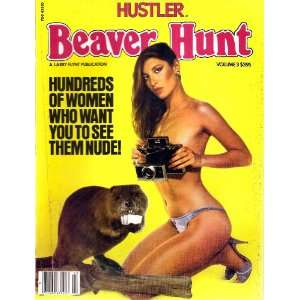 HUSTLER BEAVER HUNT VOLUME 3 Hustler Books