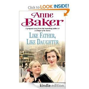 Like Father Like Daughter: Anne Baker:  Kindle Store
