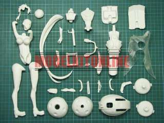 YOKO BIKE TENGEN TOPPA GURREN LAGANN RESIN MODEL KIT