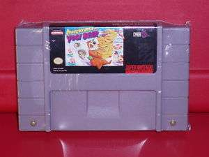 SNES SUPER NINTENDO Adventures of Yogi Bear CARTRIDGE