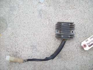 1984 ATC Honda 200ES 200 es Big Red Voltage Regulator Rectifier