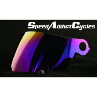 Suomy Spec 1R / Extreme / Apex Multi Iridium Tint Shiel