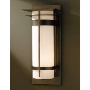 Light Extra Large Outdoor Wall Sconce from the Ban