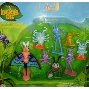 a bugs life BIG TOP BUGS: Toys & Games