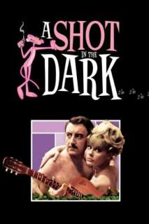 A Shot in the Dark: Peter Sellers, Elke Sommer, George