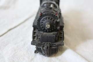 VINTAGE NR LIONEL POSTWAR #2037 STEAM TURBINE 2 6 4 ENGINE LOCOMOTIVE