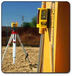 Spectra Precision Laser LL500 Exterior Self Leveling Laser