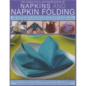 Illustrated Book of Napkins and Napkin Folding: R. Beech: Books