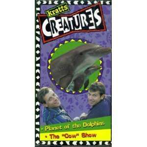 Kratts Creatures Planet of the Dolphins and Cow Show