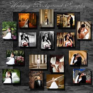 Digital Photography Backdrops Backgrounds Photoshop Wedding Album