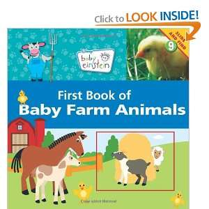 Animals (Disney Baby Einstein) (9781423139058) Patricia Callan Books
