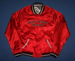 Ladies Harley Davidson Reversible Jacket Size Med M H D