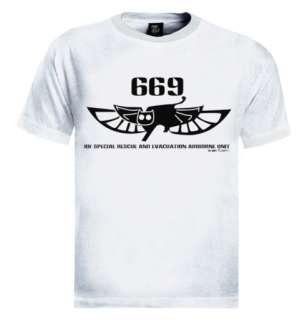 669 T Shirt israel ari force speciel forces army idf