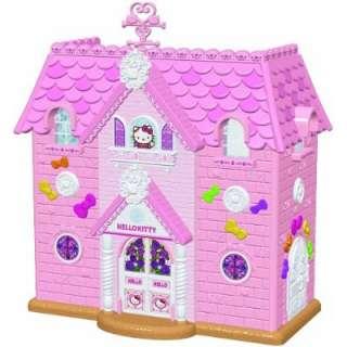 Hello kitty Doll house Sanrio Playset BNIB F/S