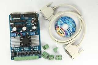 CNC 3 axis Stepper Motor Driver Board Controller TB6560